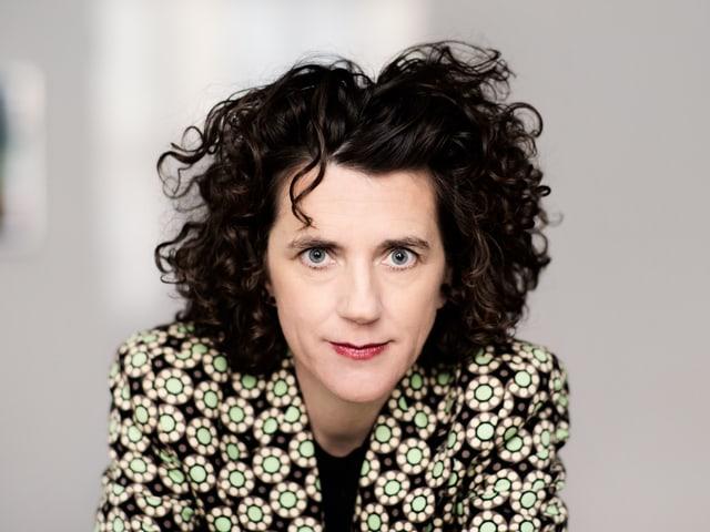Die Komponistin Olga Neuwirth.