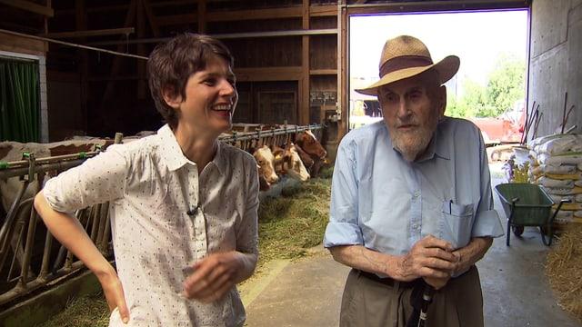 Video «Von Viehhändlern, koscherer Küche und Ehevermittlung» abspielen
