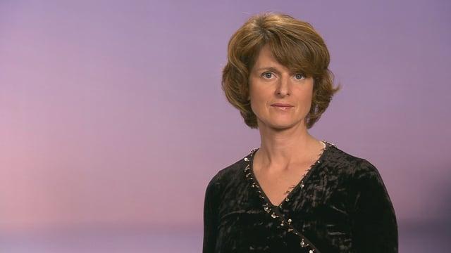 La decana Cornelia Camichel Bromeis è responsabla per la sinoda.