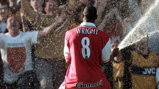 Ian Wright.