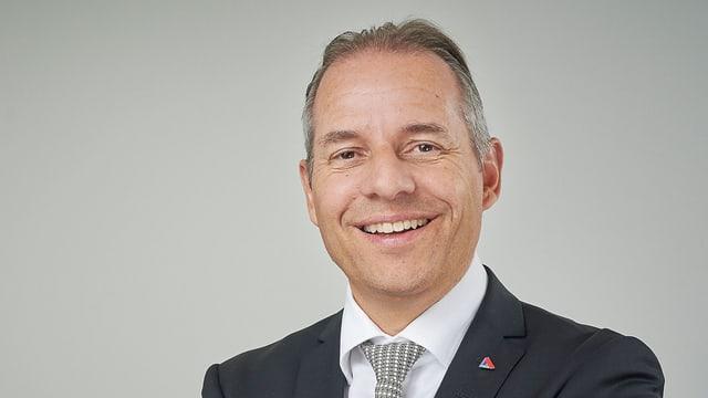 Philipp Gmür.