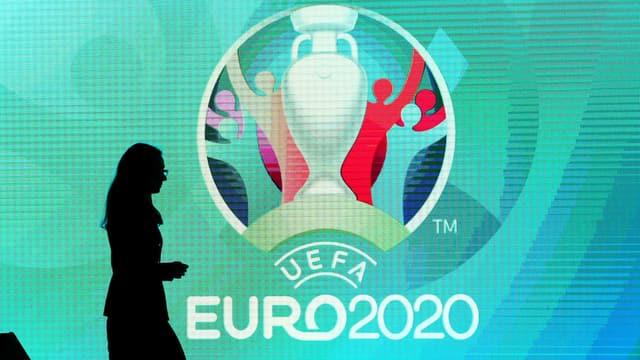 Das Loge der EM 2020