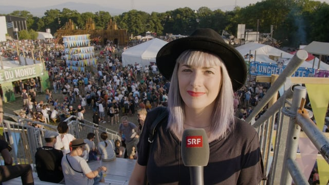 Tina Nägeli ist begeistert vom Paléo Festival und zeigt dir, was ihr besonders gefallen hat.