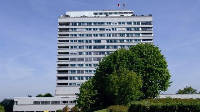 Kantonsspital Frauenfeld.