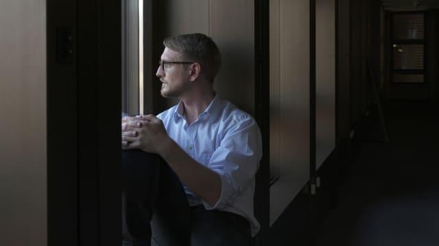 Video «Weg vom Fenster – Leben nach dem Burnout» abspielen