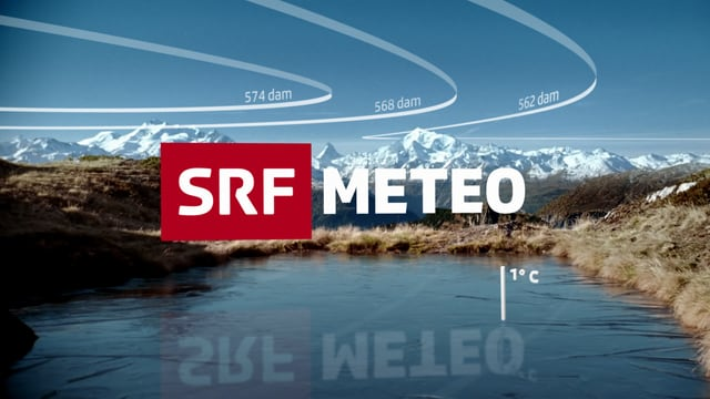 SRF Meteo hält die aktuellsten Wetterinformationen bereit.