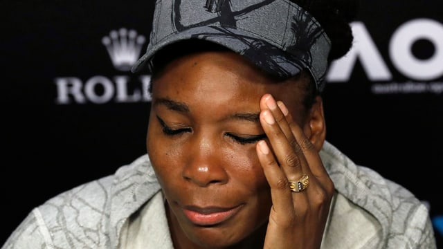 Venus Williams soll anfangs Juni in einen tödlichen Autounfall verwickelt gewesen sein.