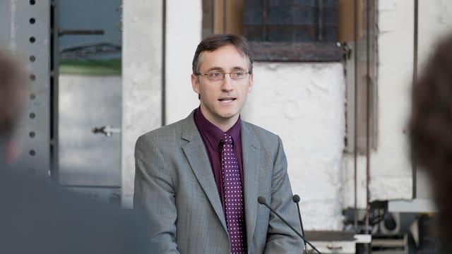 Prof. Robert Boes