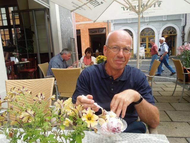 Görlitz' Seniorenbeauftragter Hans-Ulrich Lehmann