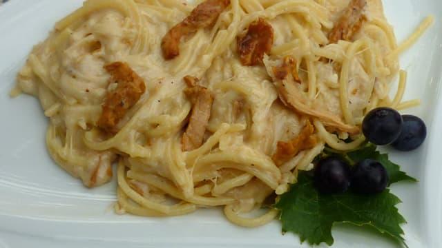 Heida-Weinspaghetti