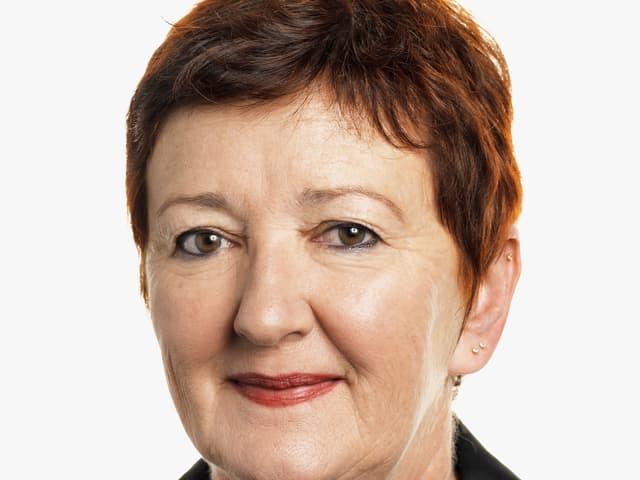 Portrait Iris Schelbert
