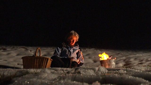 Video «Gisula Tscharner - Der Erde näher als dem Himmel» abspielen