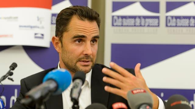 Der Banker gab Daten von mutmasslichen Steuerhinterziehern an die französischen Behörden weiter.