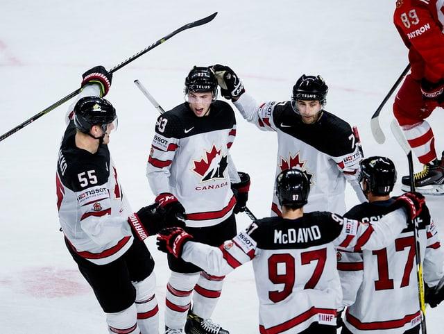 Kanadische Eishockeymannschaft