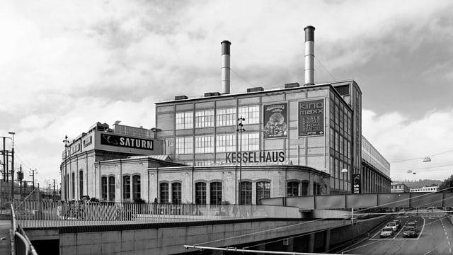 ZH, Winterthur: Sulzer-Areal, Kesselhaus