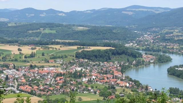 Die Gemeinde Wallbach