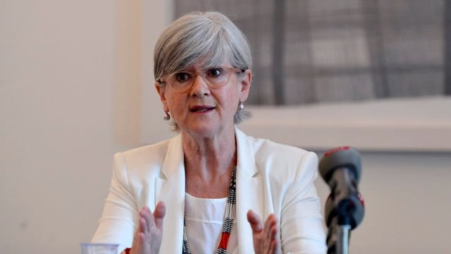Yvonne Schärli im Porträt