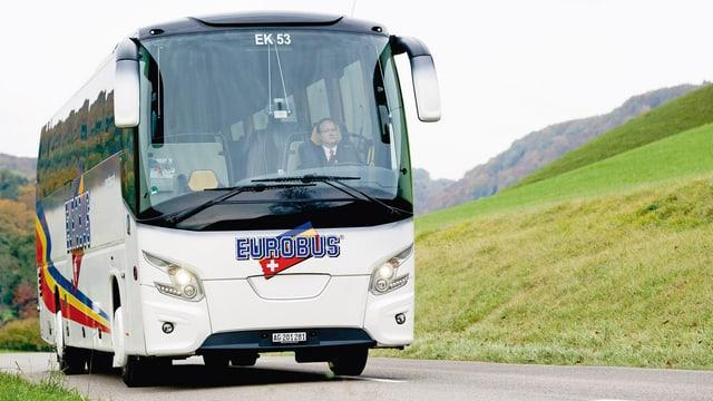 Bus von Eurobus