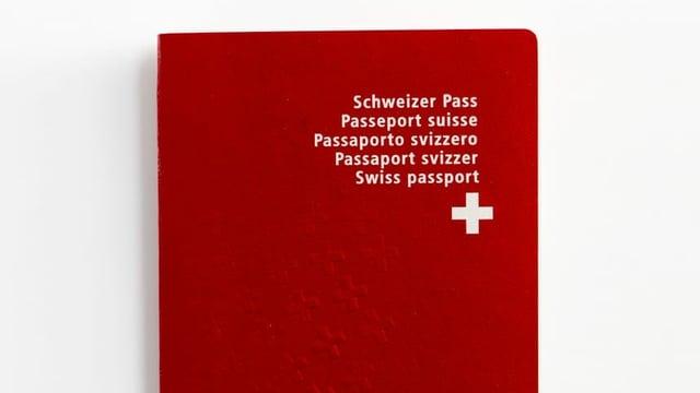 Über 2000 Wege zum Schweizer Pass