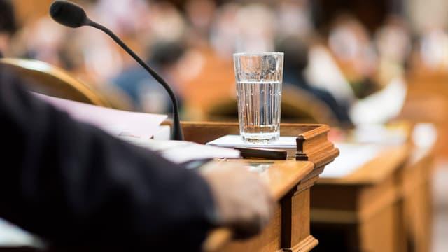 Kein Gegenvorschlag zu Trinkwasserinitiative