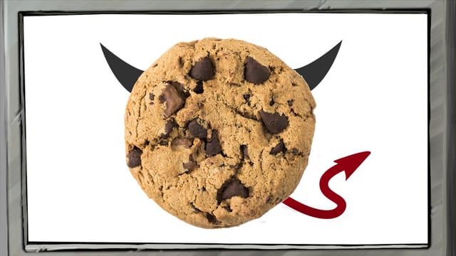 Video «Frag Fred: Was sind Cookies? (3/8)» abspielen