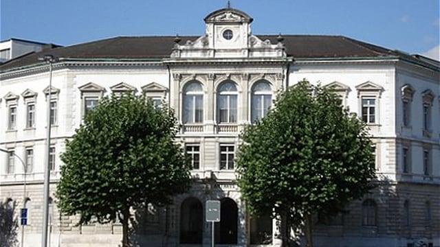 Am Bezirksgericht Bucheggberg-Wasseramt startet am Montag der Prozess wegen mehrfachem versuchten Mord.