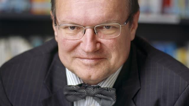 Portrait von Claude Longchamp