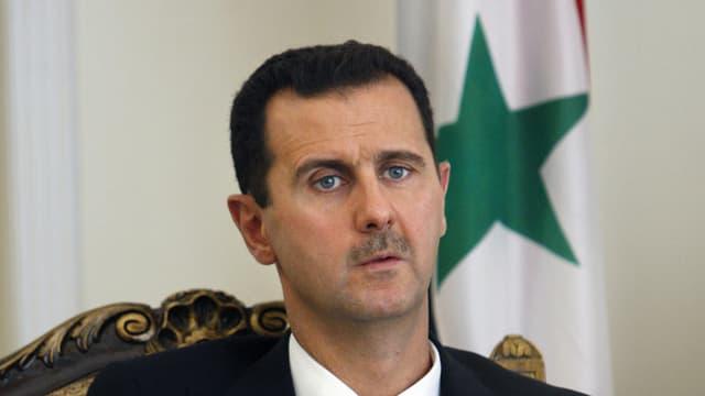 Il president sirian Baschar al-Assad.