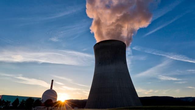 Das Atomkraftwerk Leibstadt