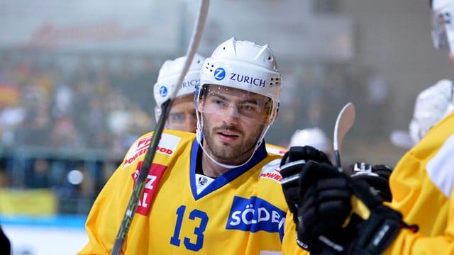 il giugader da hockey Robert Kousal