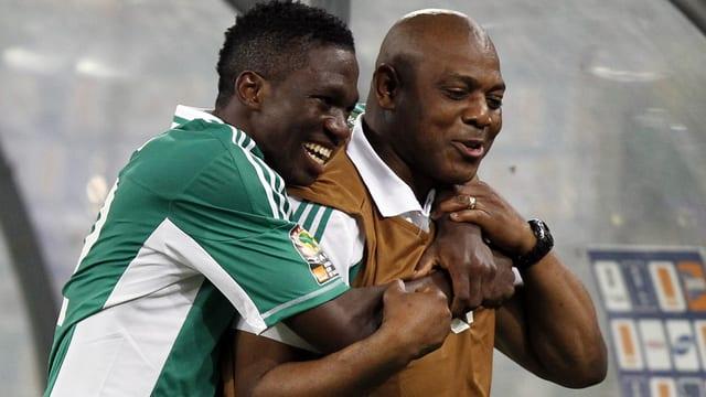 Stephen Keshi will doch als Nigeria-Coach weitermachen.