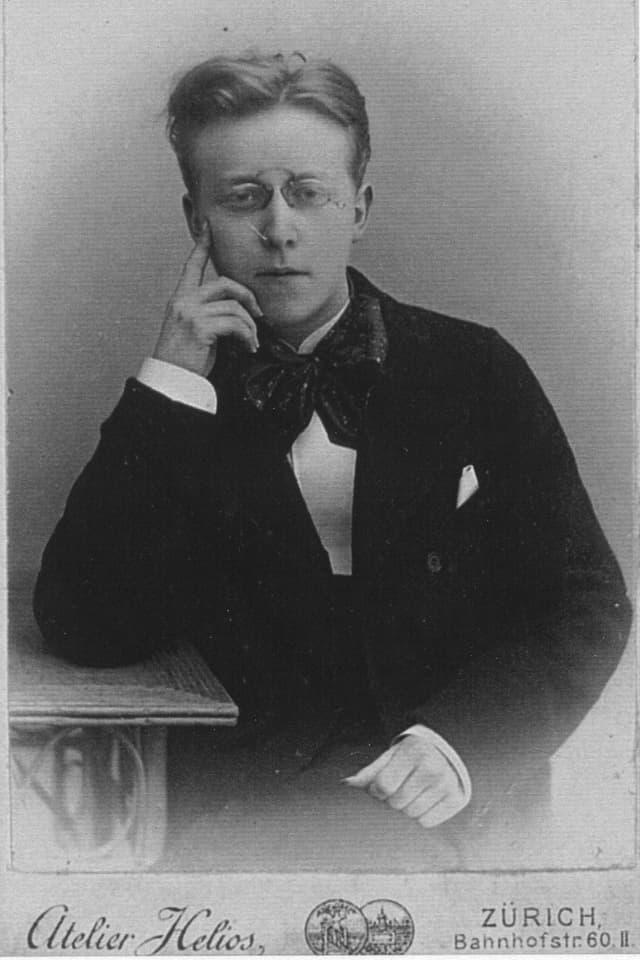 Portrait Marcel Sulzberger