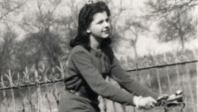 Madeleine Riffaud in jungen Jahren.