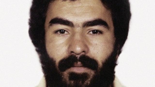Portrait des Vaters von Ali, de rihm extrem gleicht.