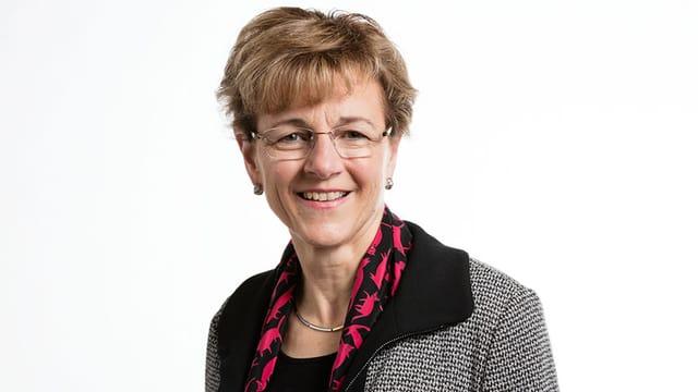 Porträt Verena Herzog.
