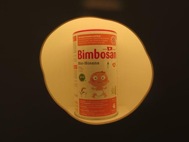 Ein klassisches Bimbosan-Produkt.