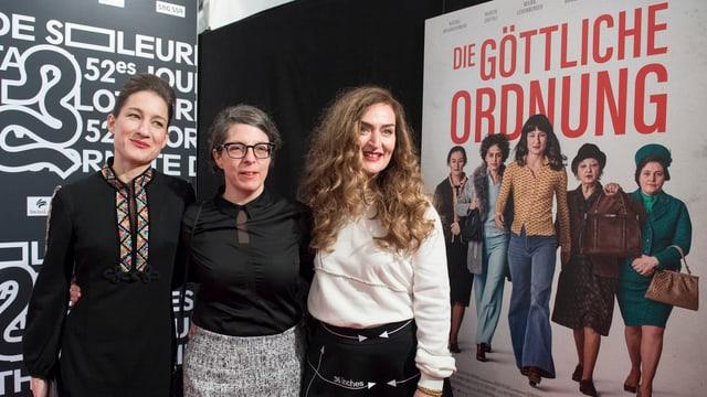 Marie Leuenberger, actura principala, Petra Volpe, reschissura, Rachel Braunschweig, actura (da sanester).