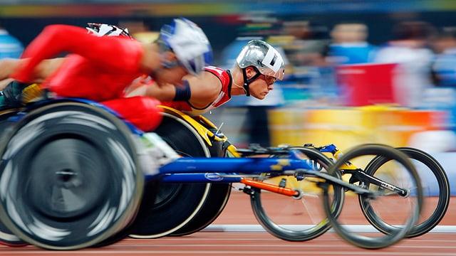 Video «Paralympics: Gedopt und voyeuristisch?» abspielen