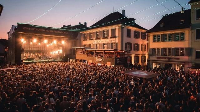 Steinberggasse Winterthur