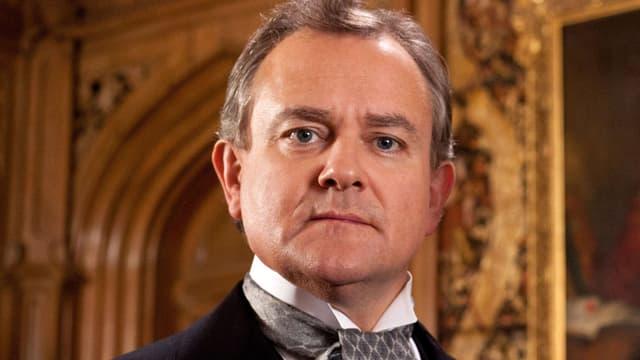 Steife Oberlippe: Hugh Bonneville als Lord Grantham.