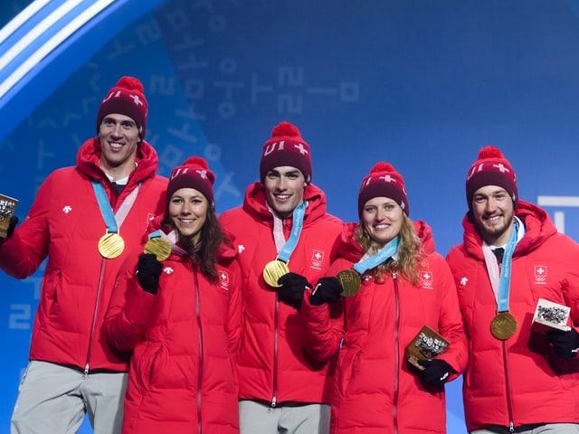Schweizer Ski-Team