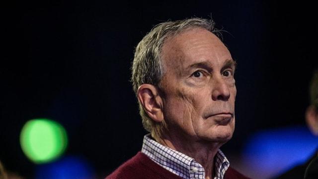 Steigt Michael Bloomberg als unabhängiger Kandidat ins Rennen ums Weisse Haus?
