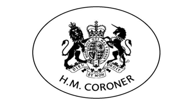 Log des «Her Majesty's Coroner»