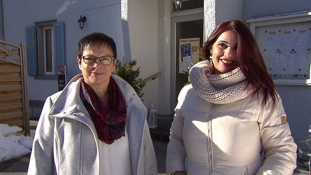 Video «Kanton Graubünden – Tag 3 – Restaurant Tircal, Domat-Ems» abspielen