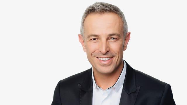 «Persönlich»-Gastgeber Dani Fohrler.