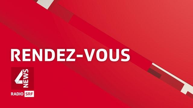 Logo der Sendung «Rendez-vous»