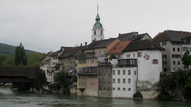 Die Altstadt von Olten