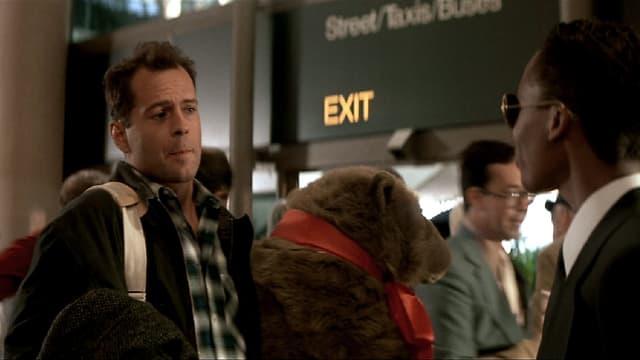 Bruce Willis in «Die Hard».
