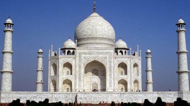 Taj-Mahal in Indien.