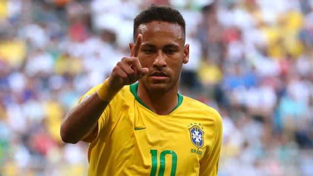 Il giugader da ballape brasilian Neymar.